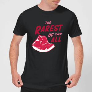 The Rarest Of Them All Men's T-Shirt - Black