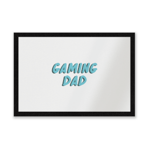 Gaming Dad Entrance Mat