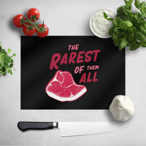 The Rarest Of Them All Chopping Board