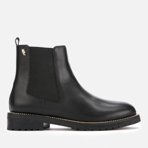 Kurt Geiger London Women's Simone Leather Chelsea Boots - Black