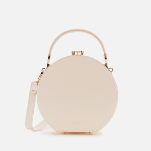 Aspinal of London Women's Mini Hat Box Bag - Ivory