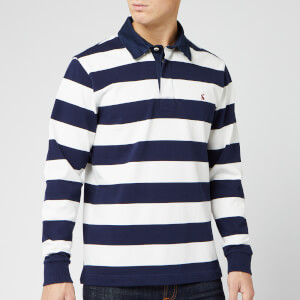 Joules Men's Onside Rugby Top - French Navy Crème
