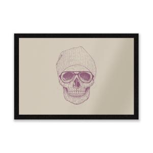 Skull Entrance Mat