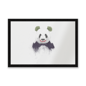 Joker Panda Entrance Mat