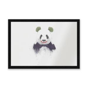Joker Panda Entrance Mat