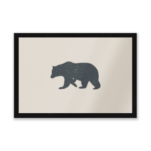 Bear Entrance Mat