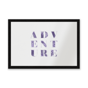 ADVENTURE Entrance Mat