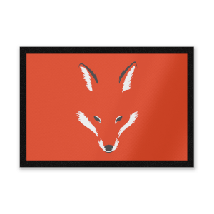 Foxy Shape Entrance Mat