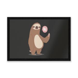 Sloth Hi Entrance Mat