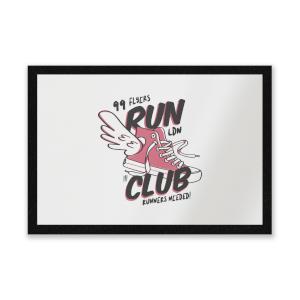 RUN CLUB 99 Entrance Mat