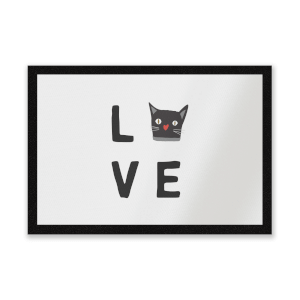 Cat Love Entrance Mat
