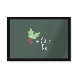 Yule Do Entrance Mat