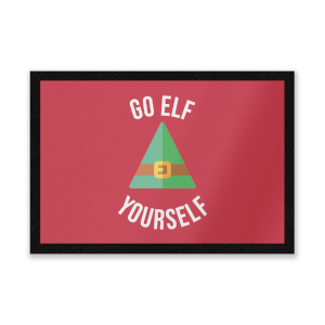 Go Elf Yourself Entrance Mat
