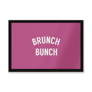 Brunch Bunch Entrance Mat