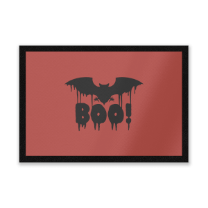 Boo Bat Entrance Mat