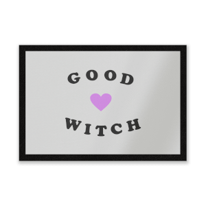 Good Witch Entrance Mat