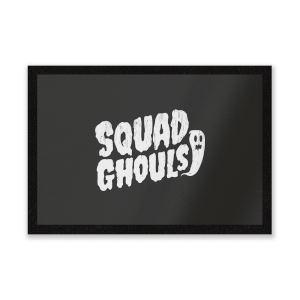 Squad Ghouls Entrance Mat