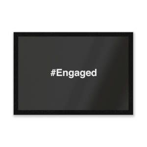 Engaged Entrance Mat