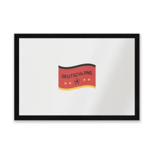 Deutschland Entrance Mat