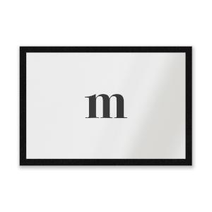 M Entrance Mat