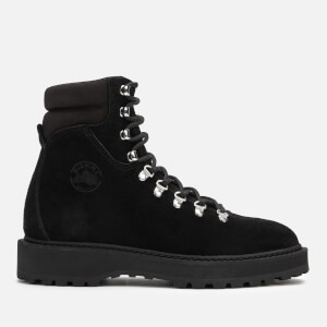 Diemme Women's Monfumo Nubuck Hiking Style Boots - Black