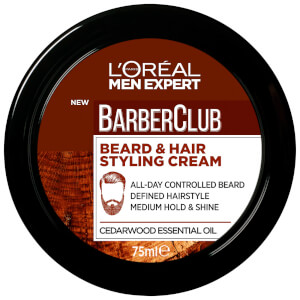 L'Oréal Paris Men Expert Barber Club Beard & Hair Styling Paste 75ml