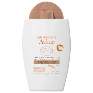 Avène Tinted Mineral Sunscreen Fluid SPF 50+ 1.3 fl. oz