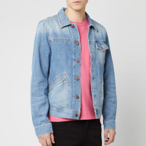 Nudie Jeans Men's Tommy Denim Jacket - Broken Twill