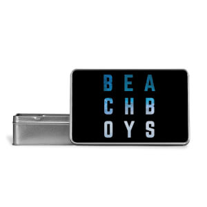 Beach Boys Metal Storage Tin
