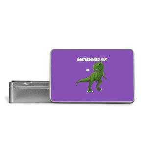 Bantersaurus Metal Storage Tin