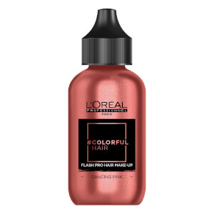 L'Oréal Professionnel Flash Pro Hair Make-Up - Dancing Pink 60ml