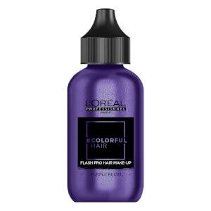 L'Oréal Professionnel Flash Pro Hair Make-Up - Purple Reign 60ml