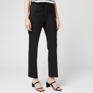 Victoria, Victoria Beckham Women's Slim Trousers - Black
