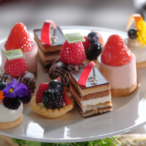 Afternoon Tea for Two at Luxury 5* Cameron House, Loch Lomond