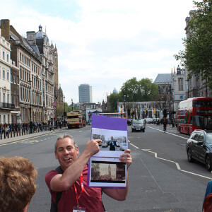 James Bond Bus Tour of London for Two