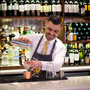 Gin Tasting Evening for Two at Marco Pierre White's London Steakhouse Co, Chelsea