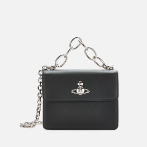 Vivienne Westwood Women's Florence Medium Bag With Flap - Black