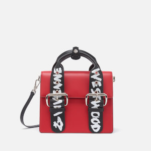 Vivienne Westwood Women's Alex Medium Handbag - Red/Graffiti