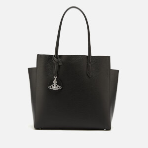 Vivienne Westwood Women's Rachel Large Shopper Bag - Black