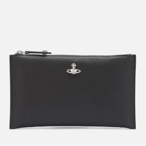 Vivienne Westwood Women's Victoria Purse With Zip - Black
