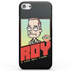 Rick and Morty Roy - A Life Well Lived Phone Case for iPhone and Android