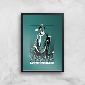 St. Patricks Day Art Print