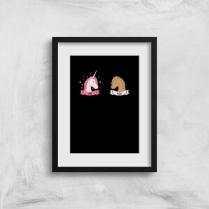 Im A Unicorn Art Print