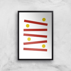 Levels Gaming Art Print