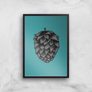 Hop Art Print