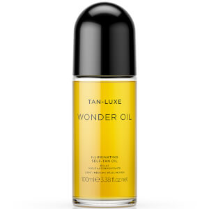 Tan-Luxe Wonder Oil Self-Tan 100ml - Light/Medium