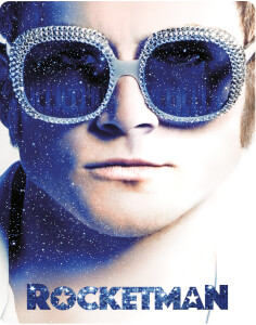 Rocketman 4K Ultra HD (incluye Blu-ray 2D) - Steelbook Edición Limitada Exclusivo Zavvi