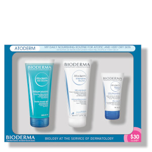 Bioderma Atoderm Routine Kit (Worth $45.60)