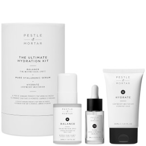 Pestle & Mortar Ultimate Hydration Set (Worth £63.00)