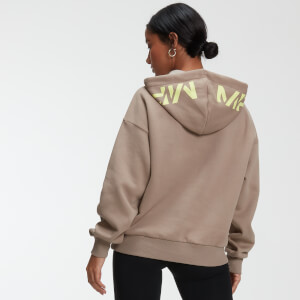 MP Power Women's Oversized Hoodie - Praline